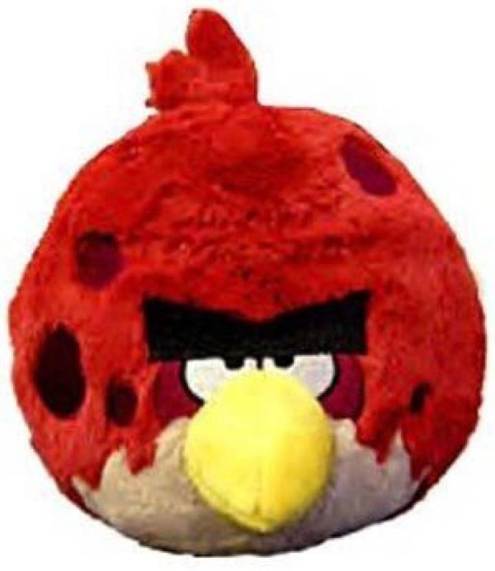 Angry Birds Plush 5 Inch Big Brother Bird With Sound 25 Inch