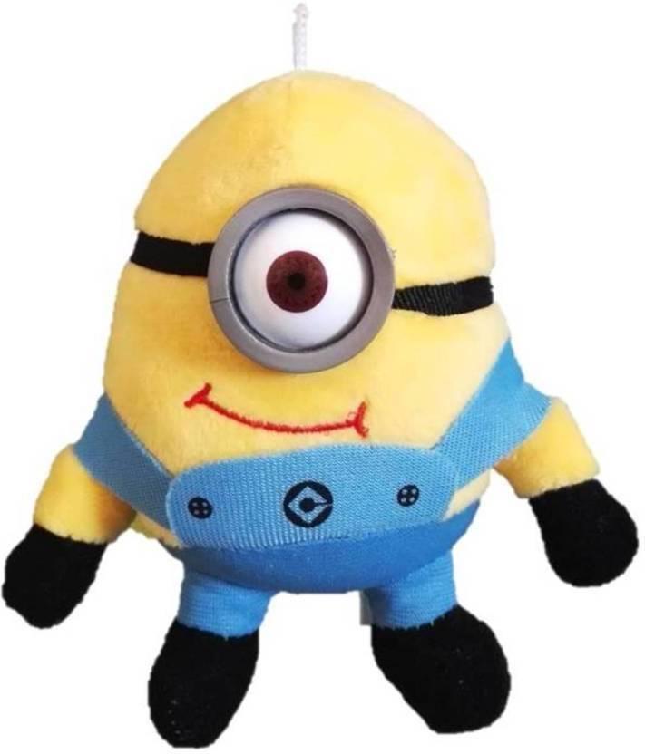 ToyJoy Minion Despicable Me One Eye Soft Stuffed Plush Toy