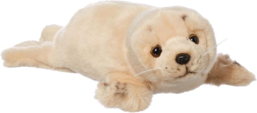 8 Inch Mini Flopsie Baby Harp Seal Plush Stuffed Animal by Aurora