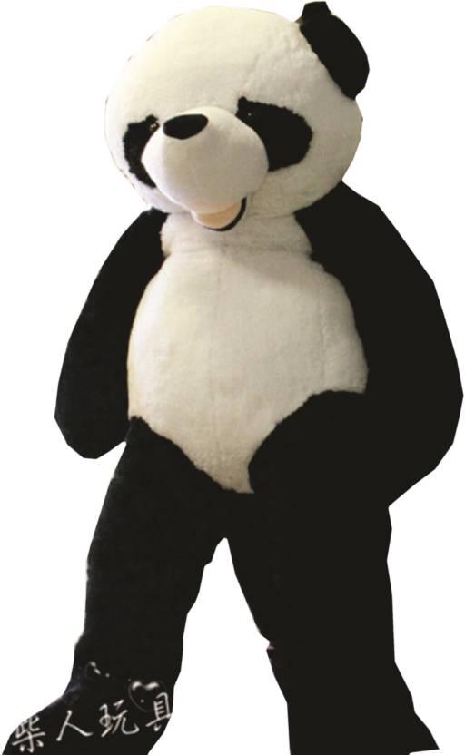 Skylofts Stuffed Giant 5 Feet Kung Fu Panda Teddy Bear Soft Toy - 62 cm  (Black b0781f507
