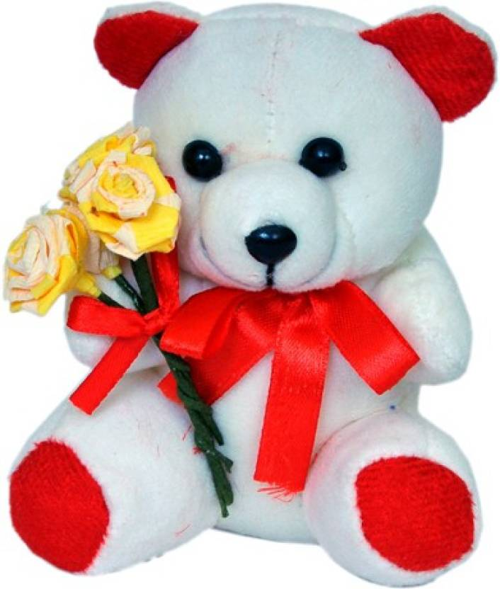 Pingaksh Crafty Collection Beautiful Teddy With Yellow Friendship