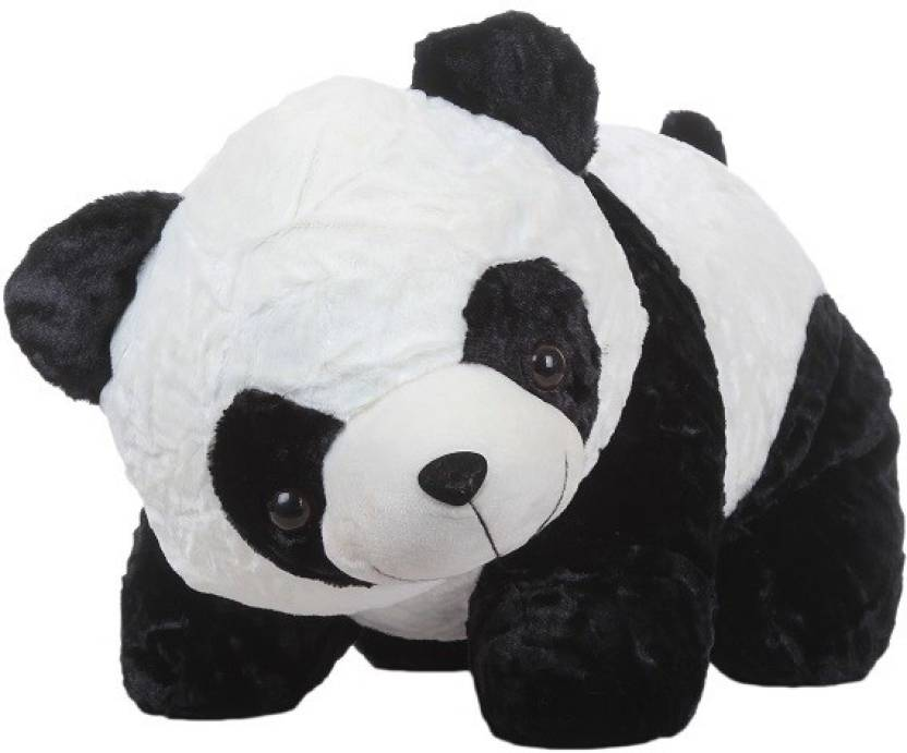 Toynjoy 2 Feet Black And White Panda Soft Toy 60 Cm 2 Feet Black