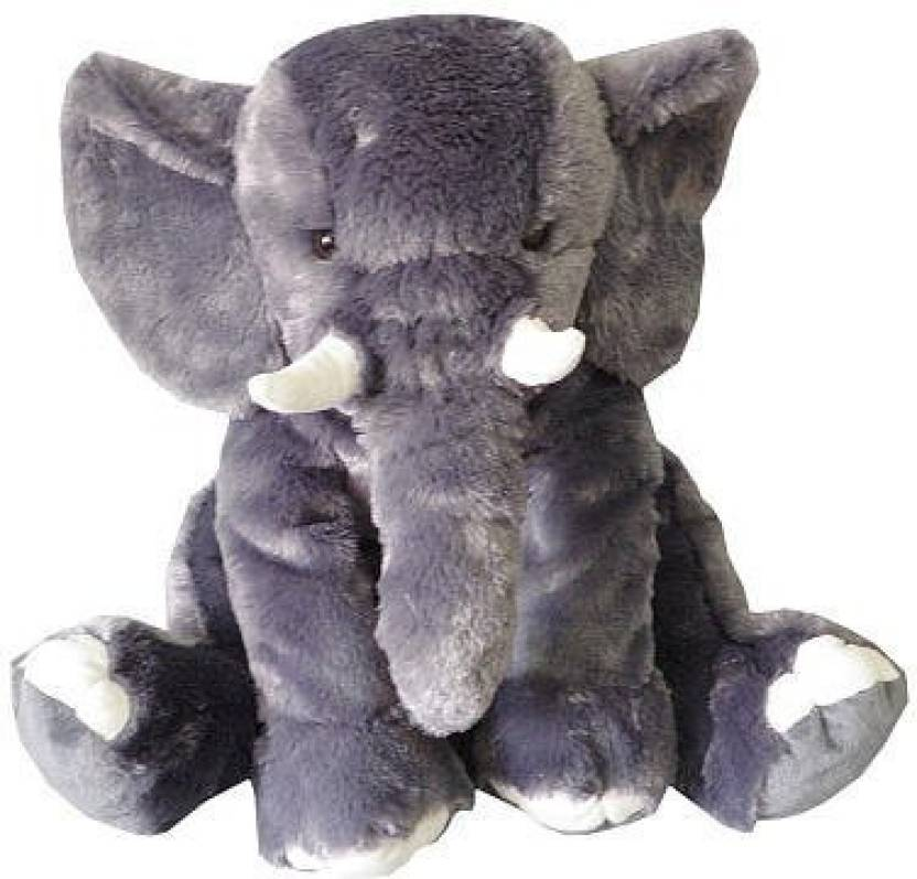 Toys R Us Animal Alley 155 Inch Plush Elephant Animal Alley 155