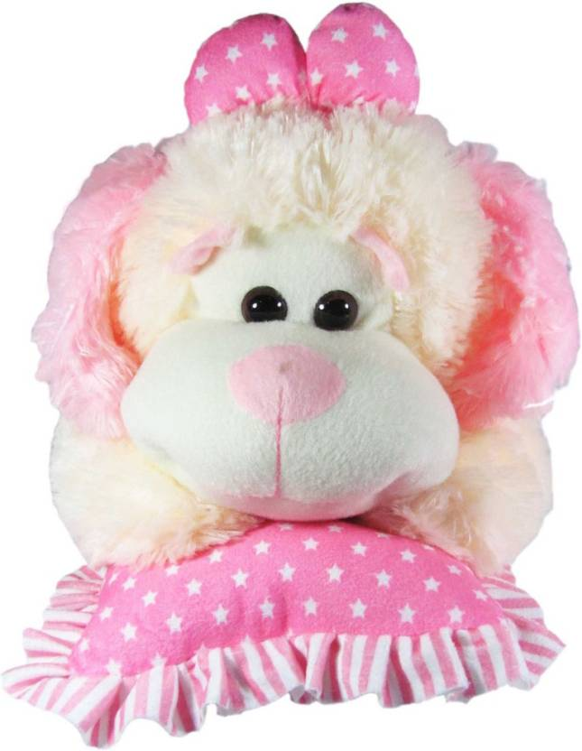 5e388f1988 VRK Cute Puppy With Pillow Toy - 20 inch - Cute Puppy With Pillow ...