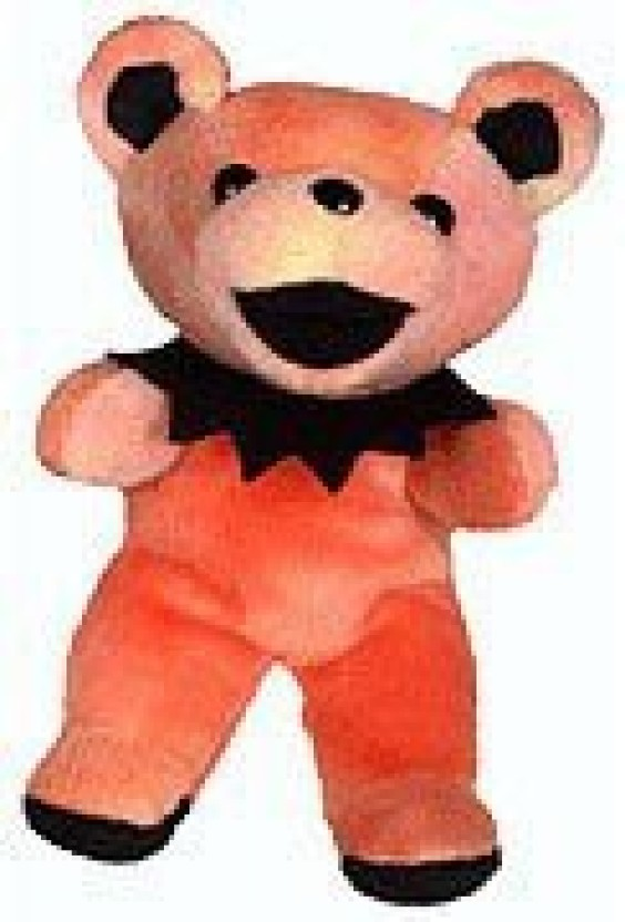 Grateful Dead Bean Bear~ Sugaree Bear~ Plush - 7.09 inch  sc 1 st  Flipkart & Grateful Dead Bean Bear~ Sugaree Bear~ Plush - 7.09 inch - Bean Bear ...