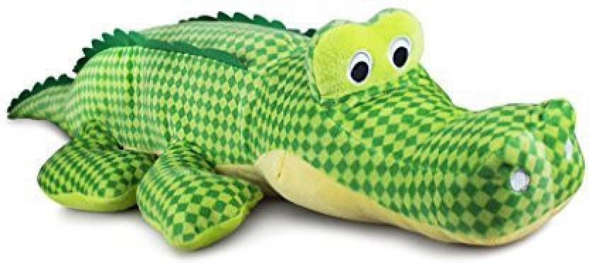 Beverly Hills Teddy Bear Company Jumbo Plush Alligator 43 Cm