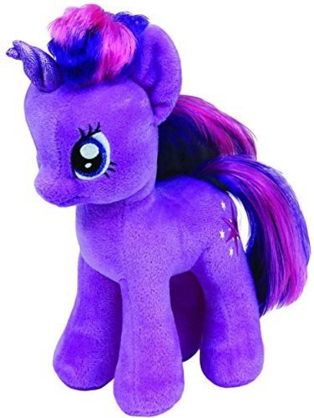 fe8beccecc5 TY Beanie Babies My Little Pony - Twilight Sparkle 8
