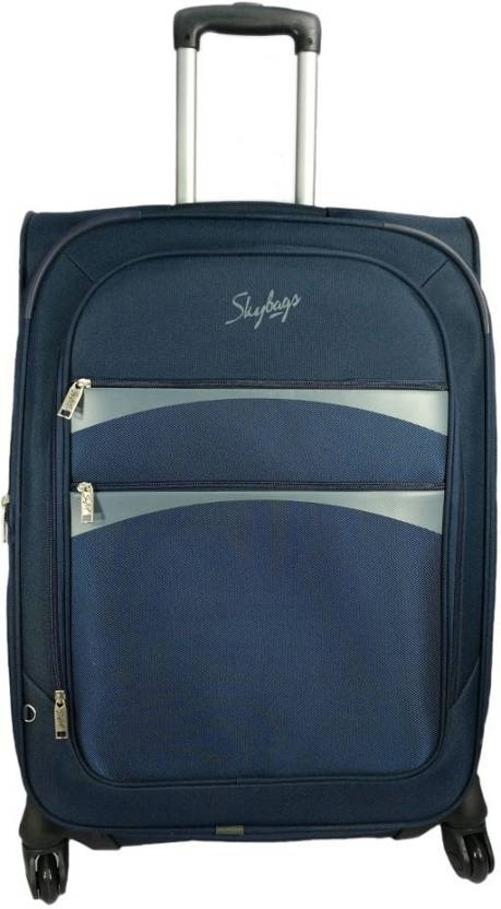 Skybags Rover 4w Strolly 77 Expandable Check In Luggage