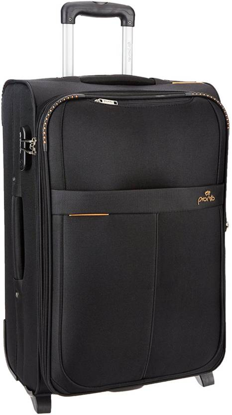 Pronto Oxford Expandable  Check-in Luggage - 27 inch