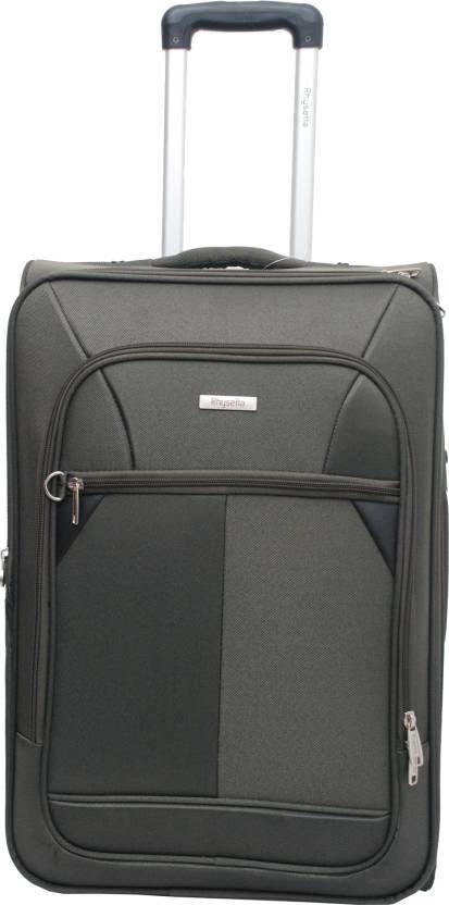 Rhysetta Castle Expandable  Cabin Luggage - 20 inch