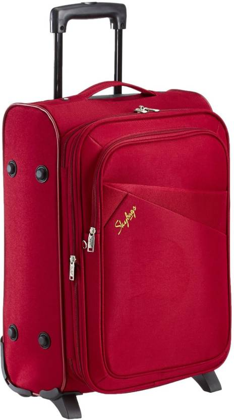 9bd859130 Skybags Cruze Check-in Luggage - 27 inch Red - Price in India ...
