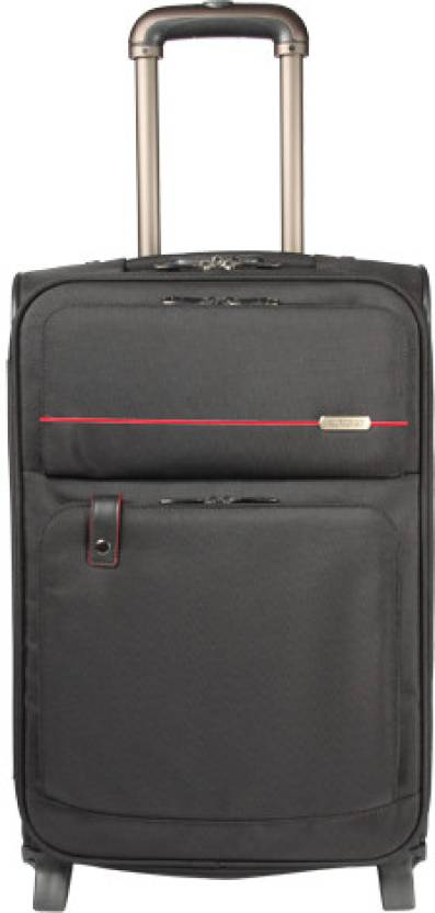American Tourister Mobile Office Expandable Cabin Luggage 21 Inch