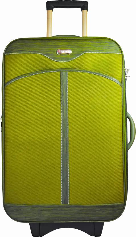 f7fe91829ed Diligent EXCURSION CABIN Expandable Cabin Luggage - 20 inch GREEN ...