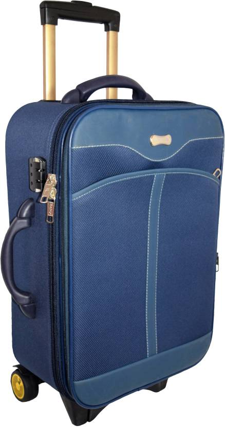 38e832a036e Diligent Excursion Expandable Check-in Luggage - 24 inch Blue ...