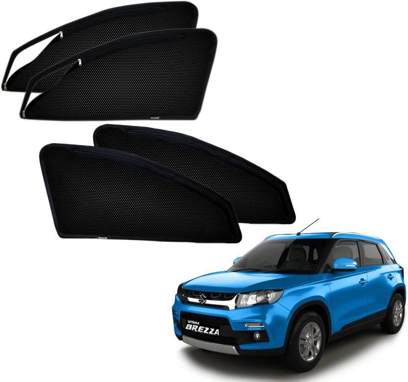 Auto Pearl Side Window Sun Shade For Maruti Suzuki Vitara Brezza