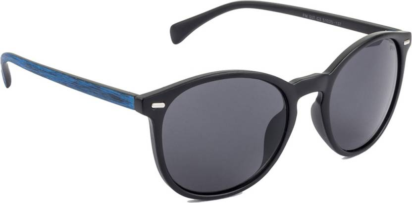 15d06f8396 Frank Martin Round Sunglasses