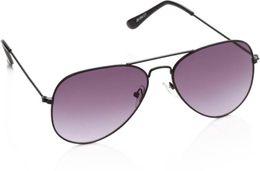 Joe Black JB-064-C7 Aviator Sunglasses
