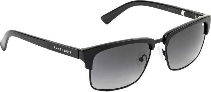 536997b117ac Buy Farenheit Wayfarer Sunglasses Grey For Men & Women Online @ Best ...