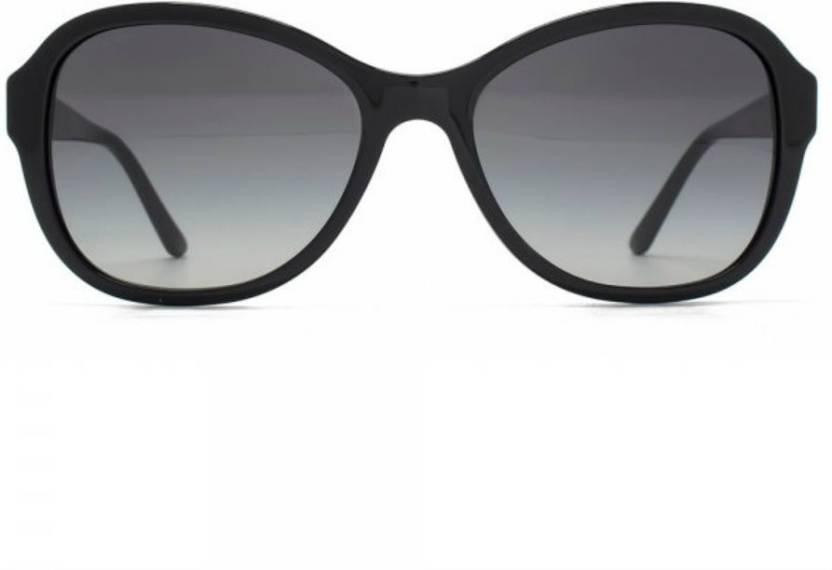 882ee2f2d1005 Buy Versace Over-sized Sunglasses Grey For Women Online   Best ...