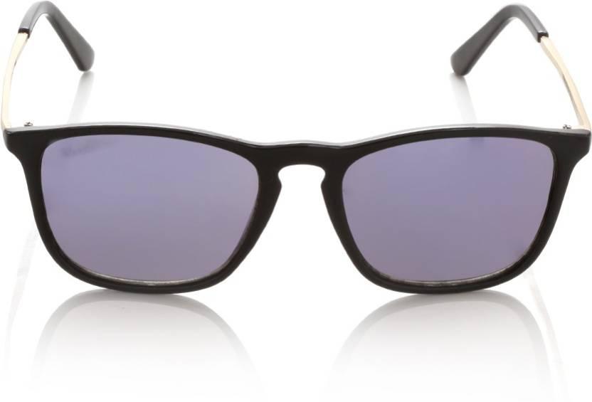 8ae1ca1b4164 Buy Van Heusen Wayfarer Sunglasses Blue For Men & Women Online ...