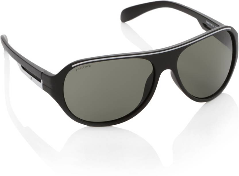 b41a20a172 Buy Fastrack Aviator Sunglasses Grey For Men Online   Best Prices in ...
