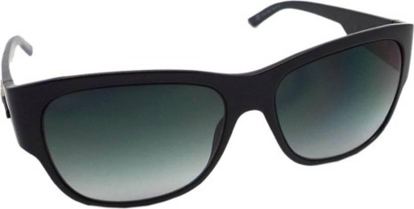 0691b892fb Buy Diesel Wayfarer Sunglasses Black For Men   Women Online   Best ...