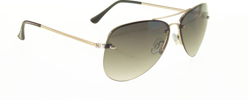 8caaa0cf57 Buy Swiss Military Aviator Sunglasses Green For Men Online   Best ...