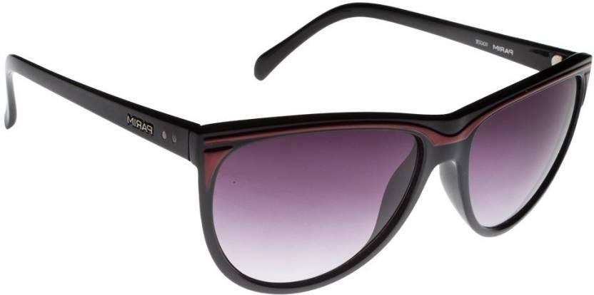 2c9b3552273 Buy Parim Wayfarer Sunglasses Blue For Men   Women Online   Best ...