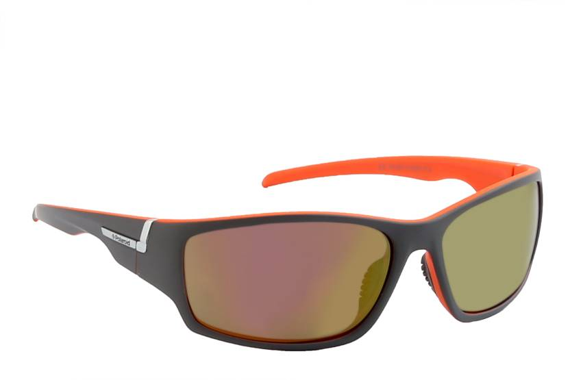 a9f666ecbb Buy Polaroid Wayfarer Sunglasses Brown
