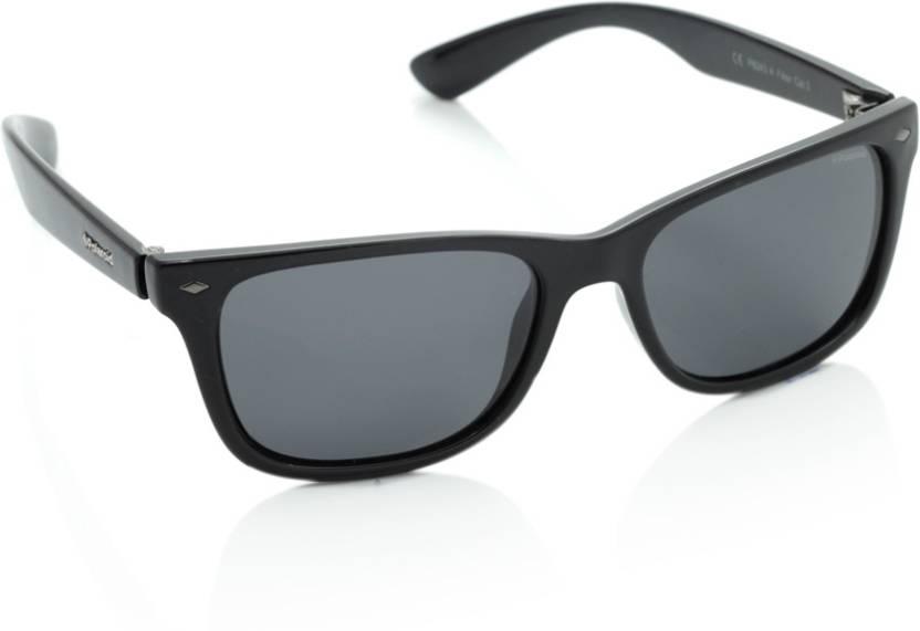 f94a4f5fbf6 Buy Polaroid Wayfarer Sunglasses Grey For Men Online   Best Prices ...
