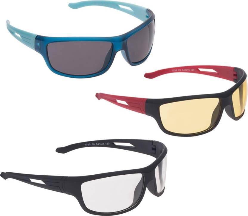 b10ff989cdea0 Buy Vast Sports Sunglasses Grey