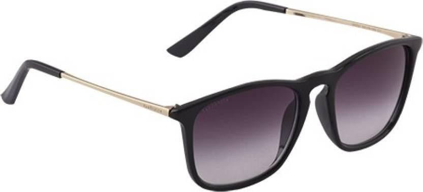 45429558371e Buy Van Heusen Wayfarer Sunglasses Grey For Men & Women Online ...