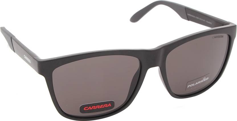 5ed9db8d280fa Buy Carrera Wayfarer Sunglasses Black For Men Online   Best Prices ...
