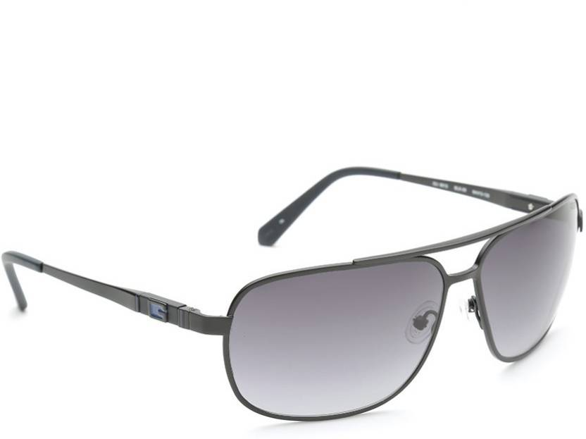 5f1885c2ae Buy Guess Aviator Sunglasses Grey For Men   Women Online   Best ...