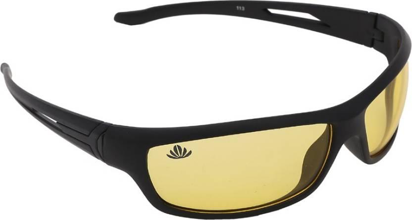 ABLOOM SG112 Wrap-around Sunglasses