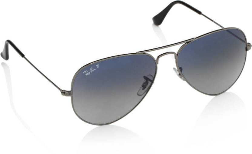 53af4f1436 Buy Ray-Ban Aviator Sunglasses Blue