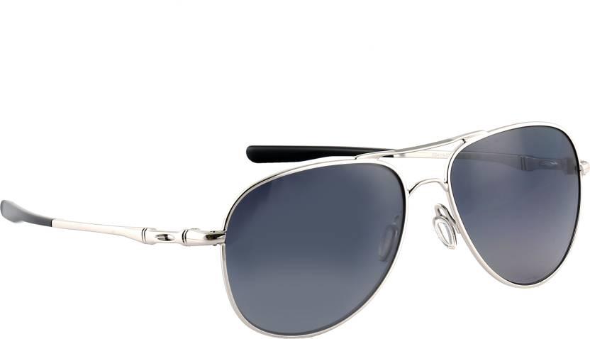 1157bef5c85 Buy Oakley ELMONT Aviator Sunglass Grey For Men   Women Online ...