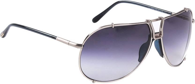 f1532aa7f265a Buy Tom Ford Aviator Sunglasses Grey For Men   Women Online   Best ...