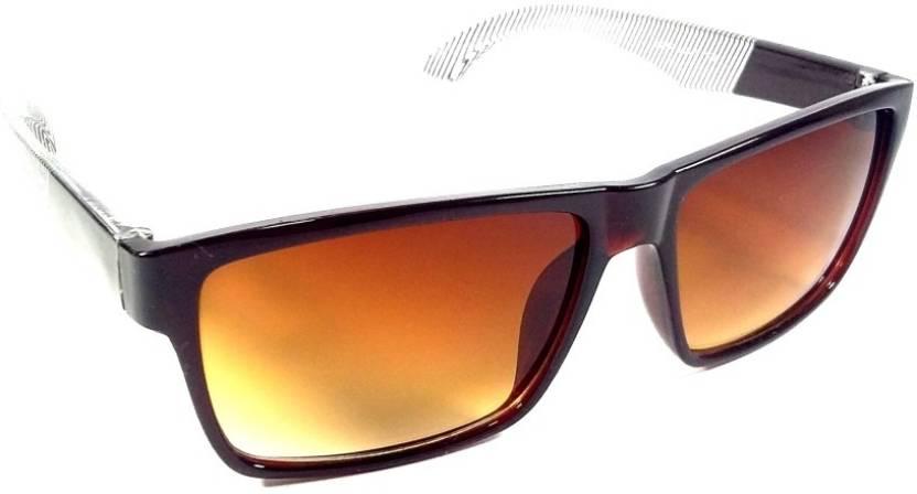 bbfe3f8fe63 Buy The Wholesale Mart Rectangular Sunglasses Brown For Boys Online ...