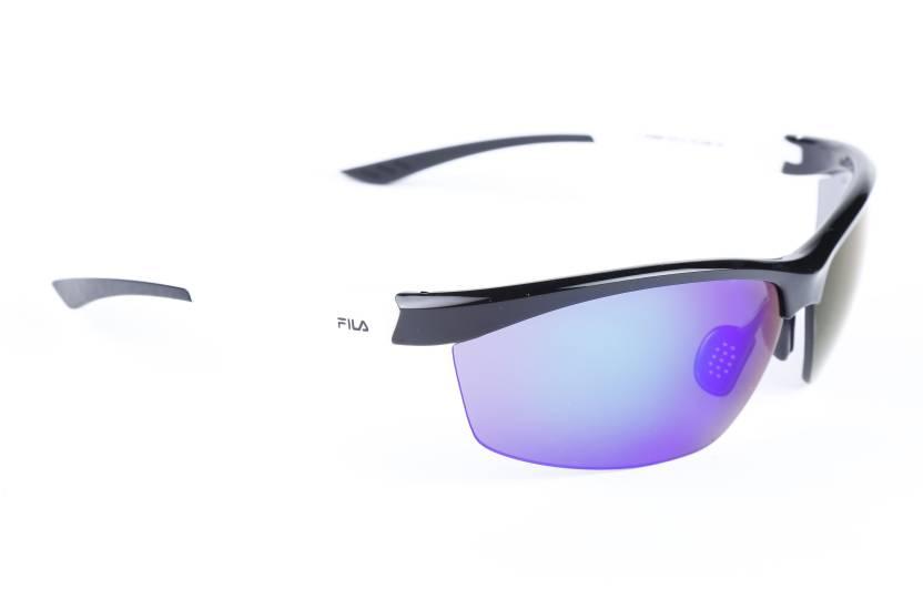9c2b3bbadce Buy Fila Sports Sunglasses Multicolor For Men Online   Best Prices ...