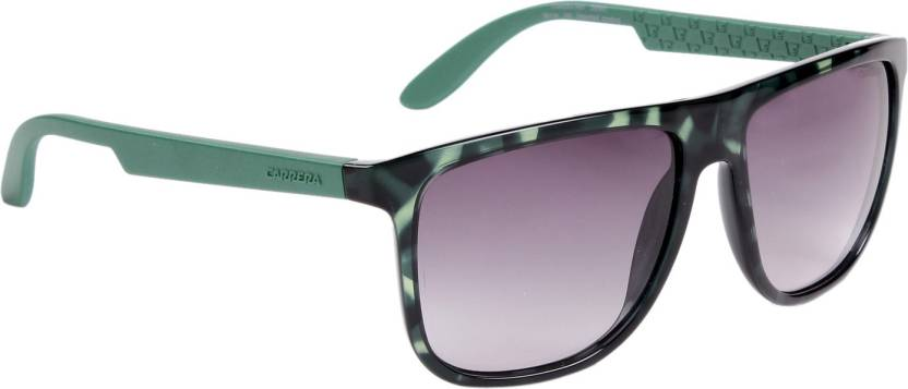 f9ef93fcc Buy Carrera Wayfarer Sunglasses Grey For Men Online @ Best Prices in ...
