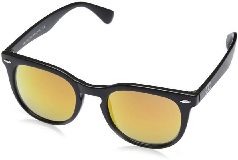 0f628d17d97c Buy Gio Collection Wayfarer Sunglasses Golden For Men Online   Best ...