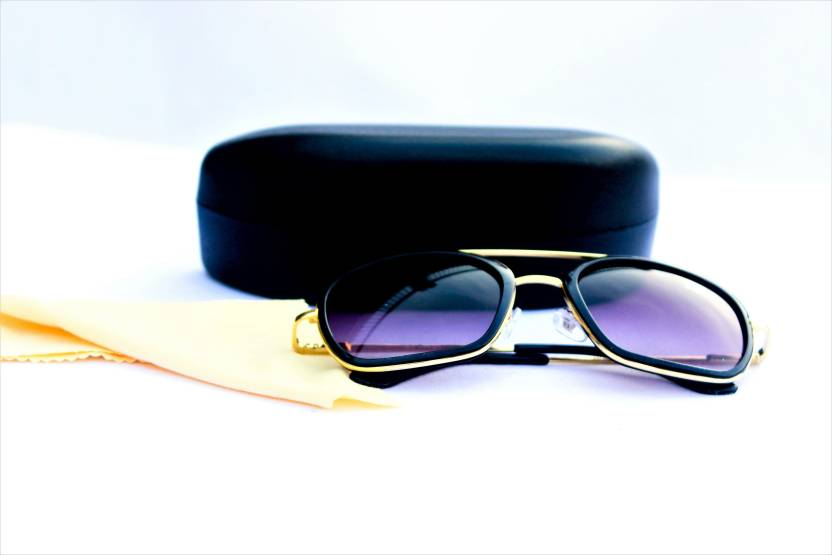 hockwoods Rectangular Sunglasses
