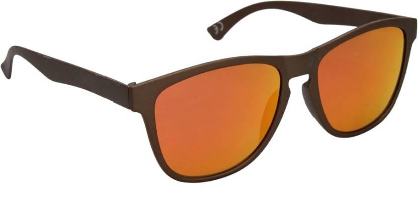 be6e56b0cf Buy Iryz Wayfarer Sunglasses Red For Men   Women Online   Best ...