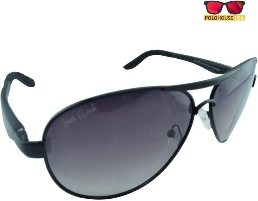 172b1b97feb6 Polo House USA Aviator, Oval, Spectacle , Sports Sunglasses (Multicolor)