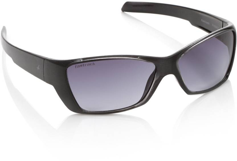 efaecafeeb Buy Fastrack Rectangular Sunglasses Violet For Men   Women Online ...