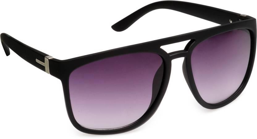 9db255ba8b0 Buy Olvin Over-sized Sunglasses Violet For Men Online   Best Prices ...
