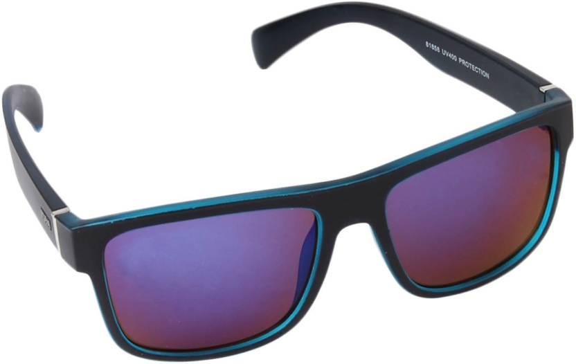 b08a74394f Buy Davidson Wayfarer Sunglasses Multicolor For Men Online   Best ...