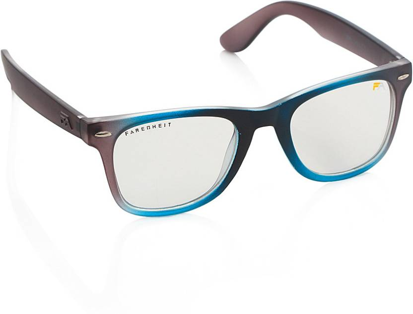 69c8adfc723b Buy Farenheit Wayfarer Sunglasses Clear For Men & Women Online ...