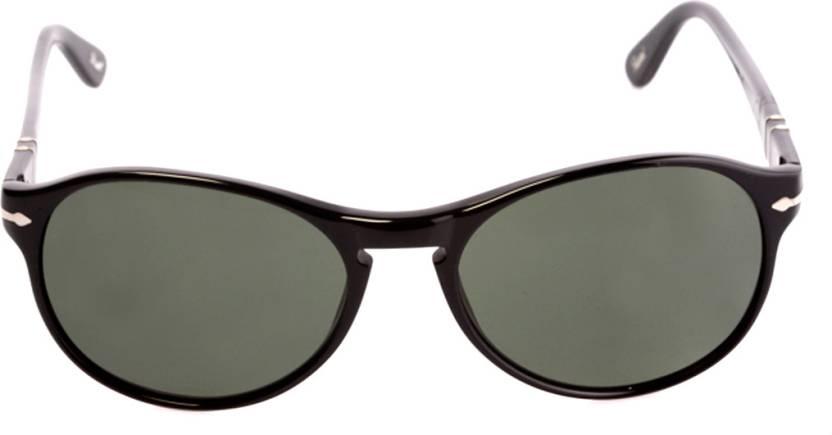 4cbab01ac852 Buy Persol Oval Sunglasses Green For Men & Women Online @ Best ...